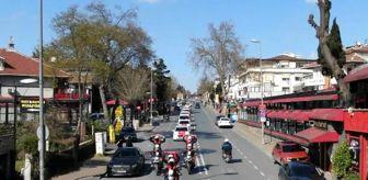 Polis Haftası: Bakırköy Emniyeti'nden polis haftası konvoyu
