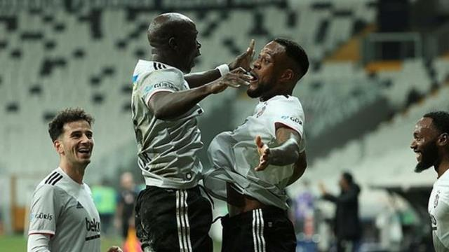 Beşiktaş received a 58-goal contribution from its three players, for whom he paid a salary of 3.5 million euros.