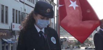 Tuncer Kaplan: Son Dakika | Beypazarı'nda Polis Teşkilatının 176. yılı kutlandı