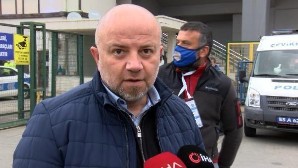 SPOR Çaykur Rizespor Basın Sözcüsü Bakır : 1 puan kaybetmekten iyidir