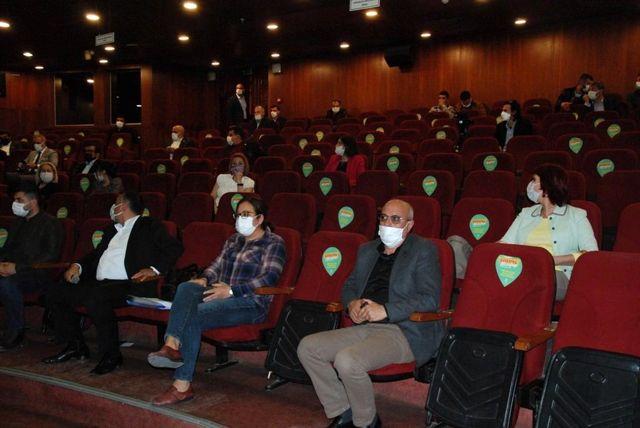 Seyhan'da 2020 yılı faaliyet mecliste raporu kabul edildi