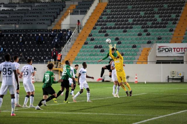 TFF 1.Lig: Akhisarpor: 2 Adana Demirspor: 3