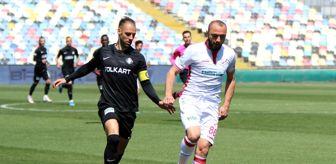 Tolga Ünlü: TFF 1. Lig: Altay: 0 Beypiliç Boluspor: 1