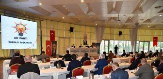 Ayhan Salman: Son dakika haberleri   AK Parti teşkilatı Bursa'nın geleceği için bir araya geldi