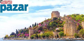 Süleymaniye: İstanbul bu ay bir çiçek bahçesi!