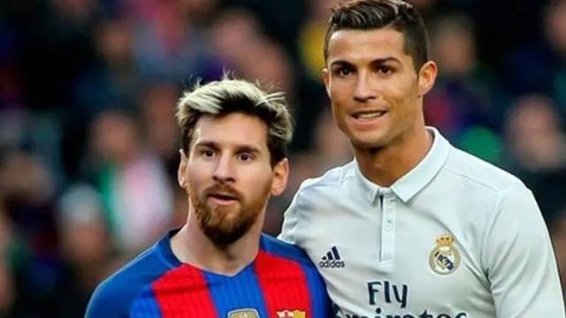 Lionel Messi forgot to score after Cristiano Ronaldo left