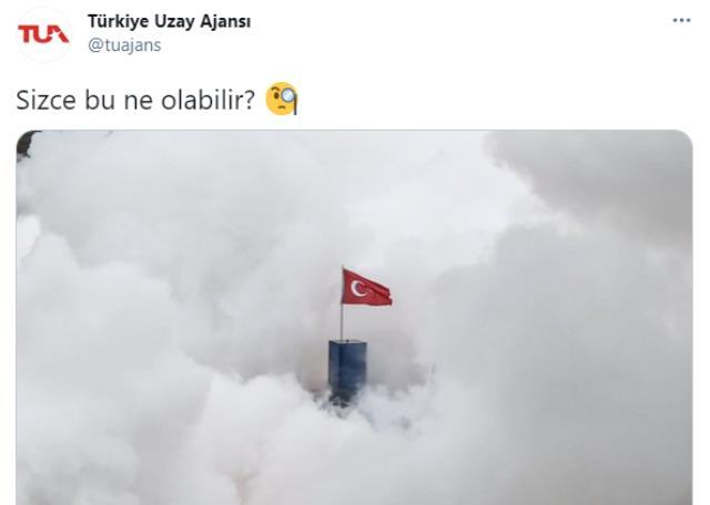 Türkiye Uzay Ajansı sordu, Bakan Varank espriyi patlattı: Yine yangınlar yine ben