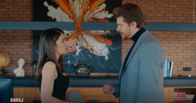 Baraj 35. bölüm fragmanı izle! FOX TV Baraj yeni bölüm fragmanı izle! Baraj 34. bölüm izle