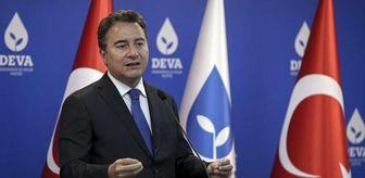 Kılıçlar: DEVA Partisi'nin iki kurucu ismi partiden istifa etti