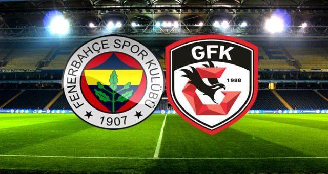 Fenerbahçe - Gaziantep FK Süper Lig maçı ne zaman, hangi kanalda, saat kaçta başlayacak? Şifresiz mi?