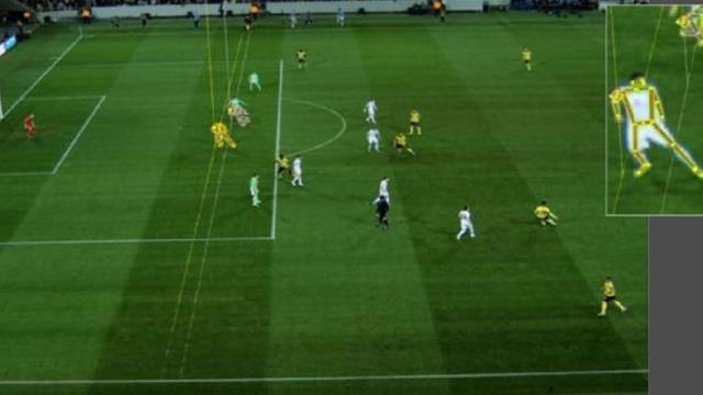 Futbolda VAR'ın ardından yeni bir sisteme geçiliyor: Yarı Otomatik Ofsayt!