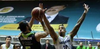 Denizli: Merkezefendi Basket galibiyet serisini 11 maça çıkardı