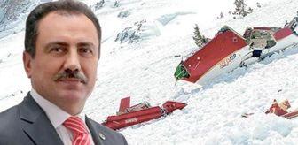 Nedim Şener: Muhsin Yazıcıoğlu'nun oğlundan 'jet operasyonu' iddiası: İki savaş uçağı alt alta uçuş yapıyor