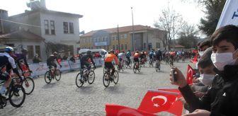 Adil Bayındır: 56. Cumhurbaşkanlığı Türkiye Bisiklet Turu'nun üçüncü etabı Beyşehir'de başladı