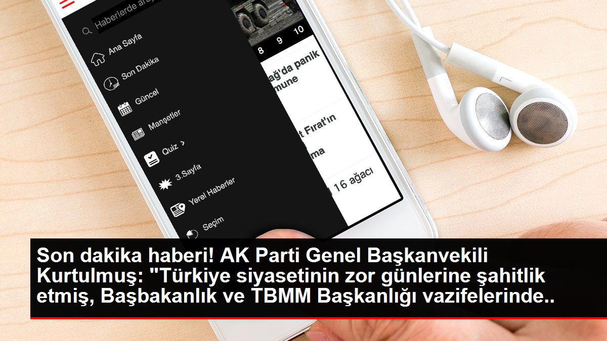 Vefat eden eski başbakanlardan Yıldırım Akbulut için başsağlığı mesajları