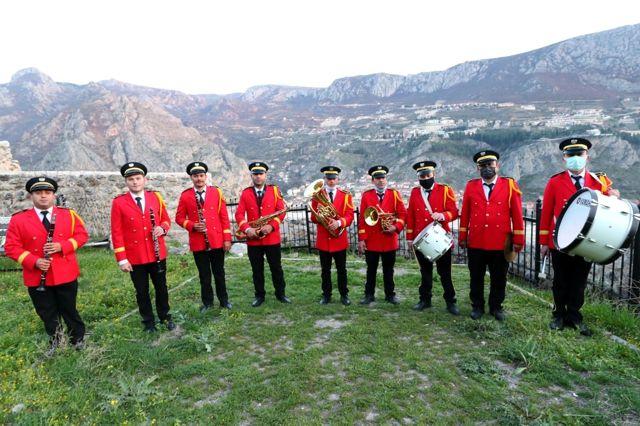 Amasya'nın 157 yıllık Ramazan bandosu