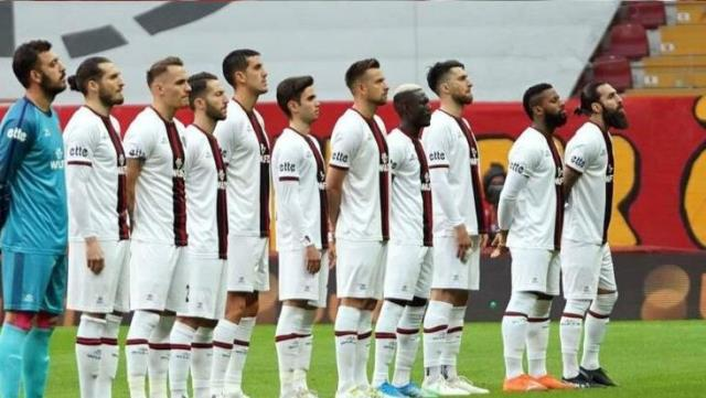 Tests of 6 players were positive in Karagümrük, which faced Galatasaray on Saturday