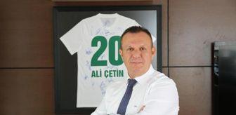 Costel Pantilimon: Denizlispor Başkanı Çetin takıma inanıyor