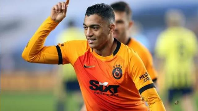 The contract of Mostafa Mohamed from Galatasaray was stolen