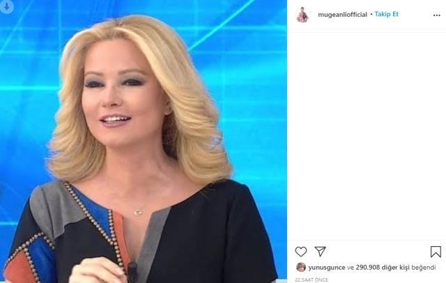 Müge Anlı instagram hesabı nedir? Müge Anlı ilk instagram paylaşımı!