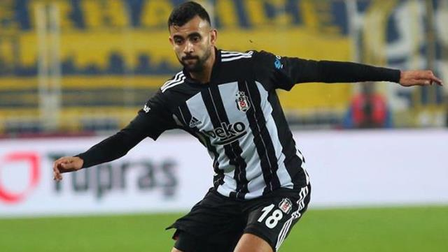 The story of Rachid Ghezzal in Beşiktaş comes to an end