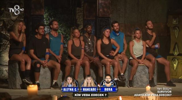 Survivor kim elendi? Survivor 13 Nisan kim elendi? Survivor SMS birincisi kimdir?