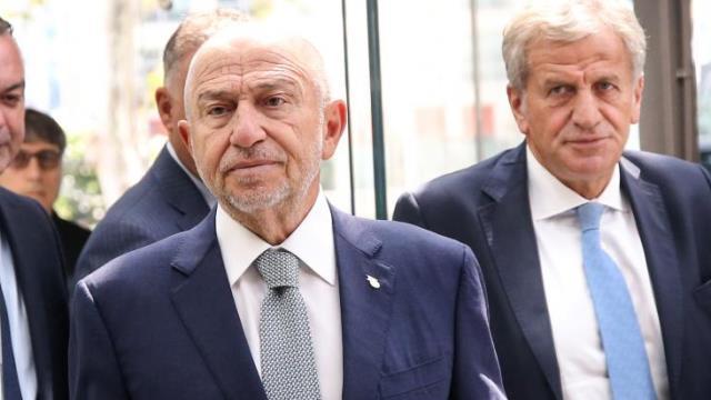 TFF Başkanı Özdemir, zemini kötü olan kulüpleri uyardı: 'Türk futboluna yakışmıyor! Sert cezalar vereceğiz!'