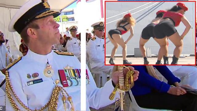 Askeri tören sırasında dansçıların sergilediği twerk dansı kriz yarattı: Bu tam bir rezalet