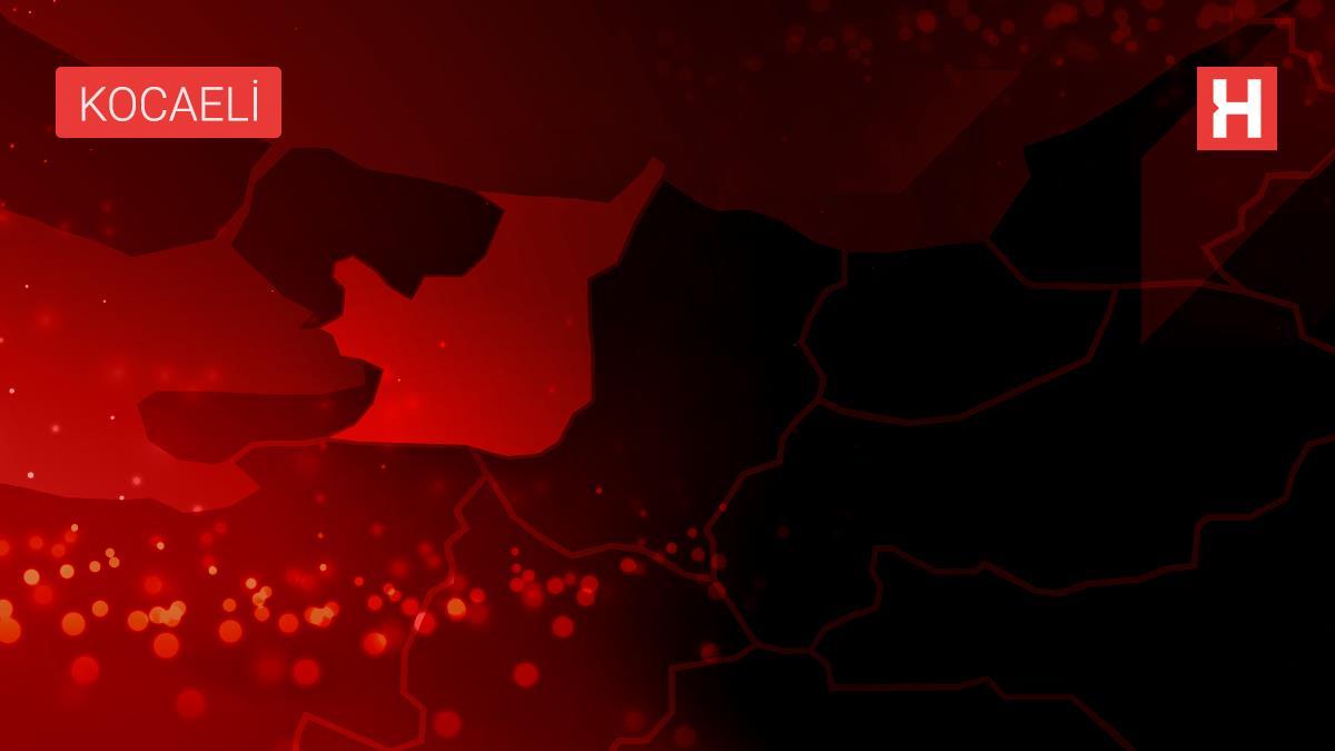 Kocaeli'de iş kazası: 1 yaralı