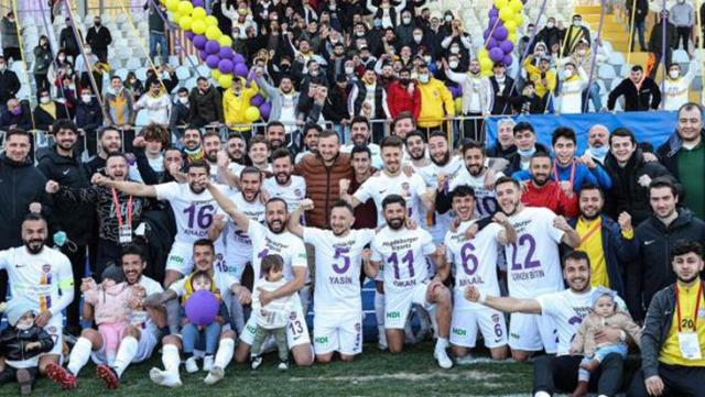 Advancing to the TFF 1st League, Eyüpspor collected the highest score of all time in the 2nd League
