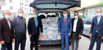 Hasan Şen: Tosya'da ihtiyaç sahiplerine Ramazan kolisi ulaştırılacak