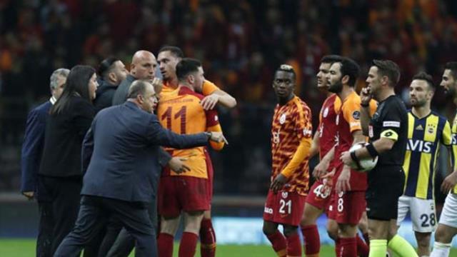 Fatih Terim'in kavgalı olduğu Fırat Aydınus, 2,5 yıl sonra Galatasaray maçına atandı