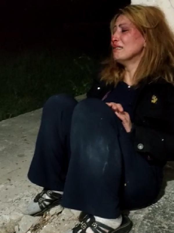 'Her şeyi göze alıyorum' diyerek yerde tekmelediği İran uyruklu mimar kadını dakikalarca darbetti (2)- Yeniden