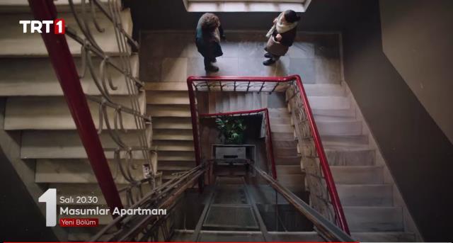 Masumlar Apartmanı 30. bölüm fragmanı izle! TRT1 Masumlar Apartmanı yeni bölüm fragmanı izle! Masumlar Apartmanı 30. Bölüm full HD izle!