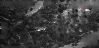 Gara: MSB: '3 PKK'lı terörist icra edilen hava harekatıyla etkisiz hale getirildi'