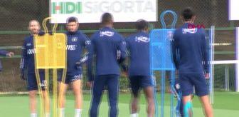 Can Bartu: SPOR Fenerbahçe'de Başakşehir maçının hazırlıkları sürüyor