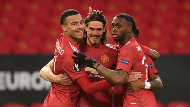 Arsenal, Manchester United, Roma and Villareal advance to the semi-finals in the UEFA Europa League