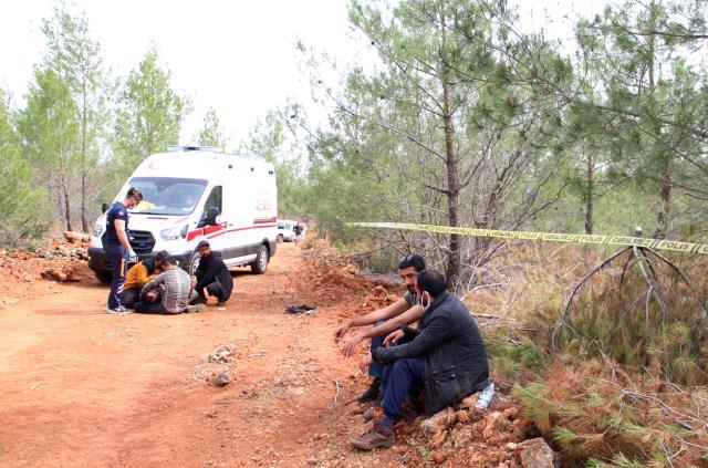 17 gündür kayıp olan hemşirenin cansız bedeni ağaca asılı halde bulundu