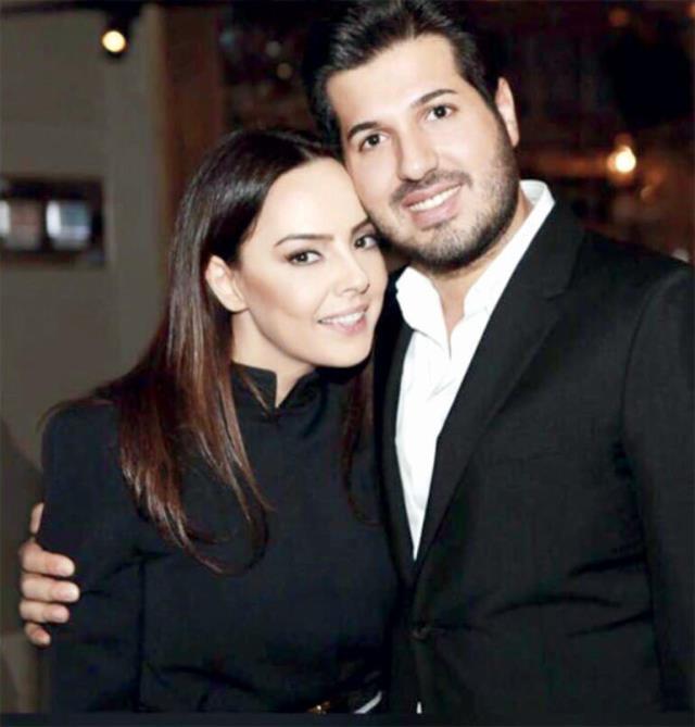 Ebru Gündeş ve Reza Zarrab'ın boşanma davasında bomba iddia: Hadise ile Zarrab aşk yaşadı