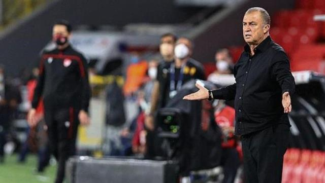Fatih Terim: Sometimes I clench my fists and swallow, but the promise I made to the Galatasaray fans comes to mind.