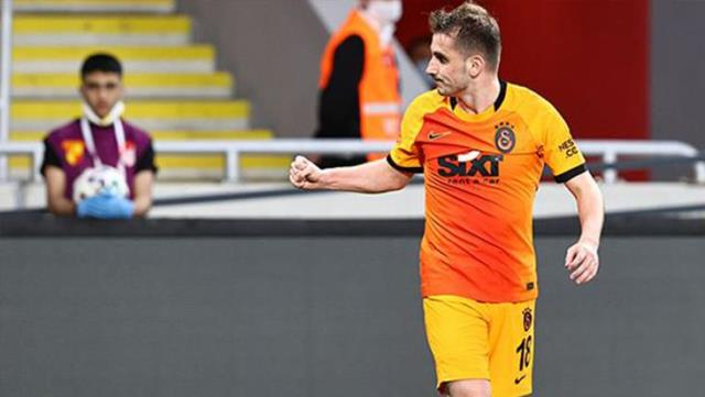 There is no better than Kerem in the minute-goal statistics in Galatasaray since the beginning of the season