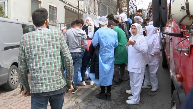 İstanbul'da patlama! Çok sayıda yaralı var