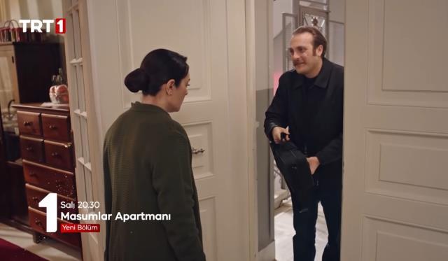 Masumlar Apartmanı'nın 30. bölüm fragmanı yayınlandı! İnci ve Esra, kazan dairesine iniyor