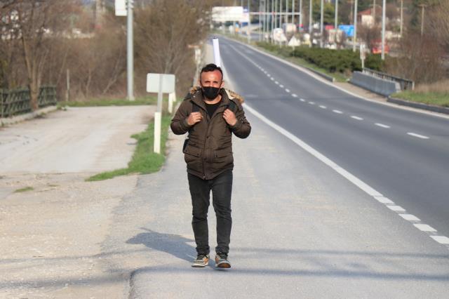 Nafaka mağduru Kastamonulu Mustafa'nın çağrısı yankı buldu! Eyleme bir kişi daha katıldı