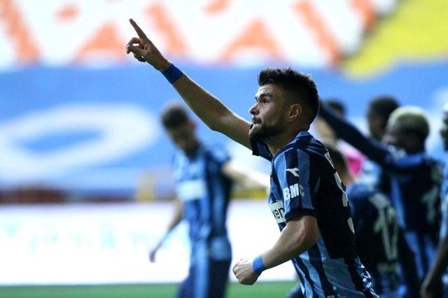TFF 1. Lig: Adana Demirspor: 3 GZT Giresunspor: 0