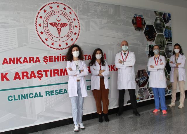 Yerli ve milli Kovid-19 aşı adayı çalışmalarının yürütüleceği Klinik Araştırmalar Merkezi açıldı