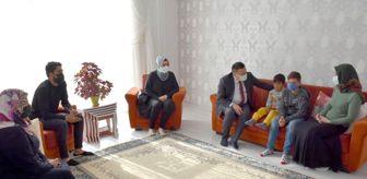 Vedat Bayram: Bağlar Belediye Başkanı Beyoğlu aile ziyaretlerini sürdürüyor