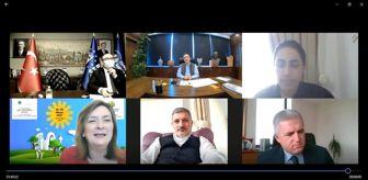 Kenan Şahin: Başkan Ataç sağlık alanındaki çalışmaları anlattı