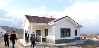 Okan Yılmaz: Bulutlu'daki deprem evlerinin geçici kabulü yapıldı