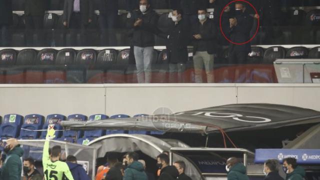Harun Tekin, yaptırdığı penaltıyı kurtarınca hüngür hüngür ağladı